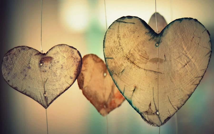 As emoções alteram o formato do seu coração
