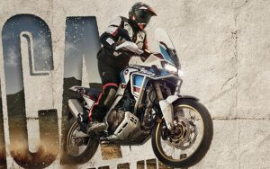 Honda lança a nova big trail Africa Twin Adventure Sports