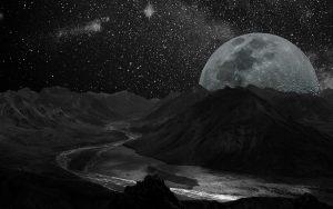 NASA deve construir um telescópio gigante no lado oculto da Lua