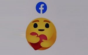 Facebook tem novo emoji e reação de 'abraço à distância'