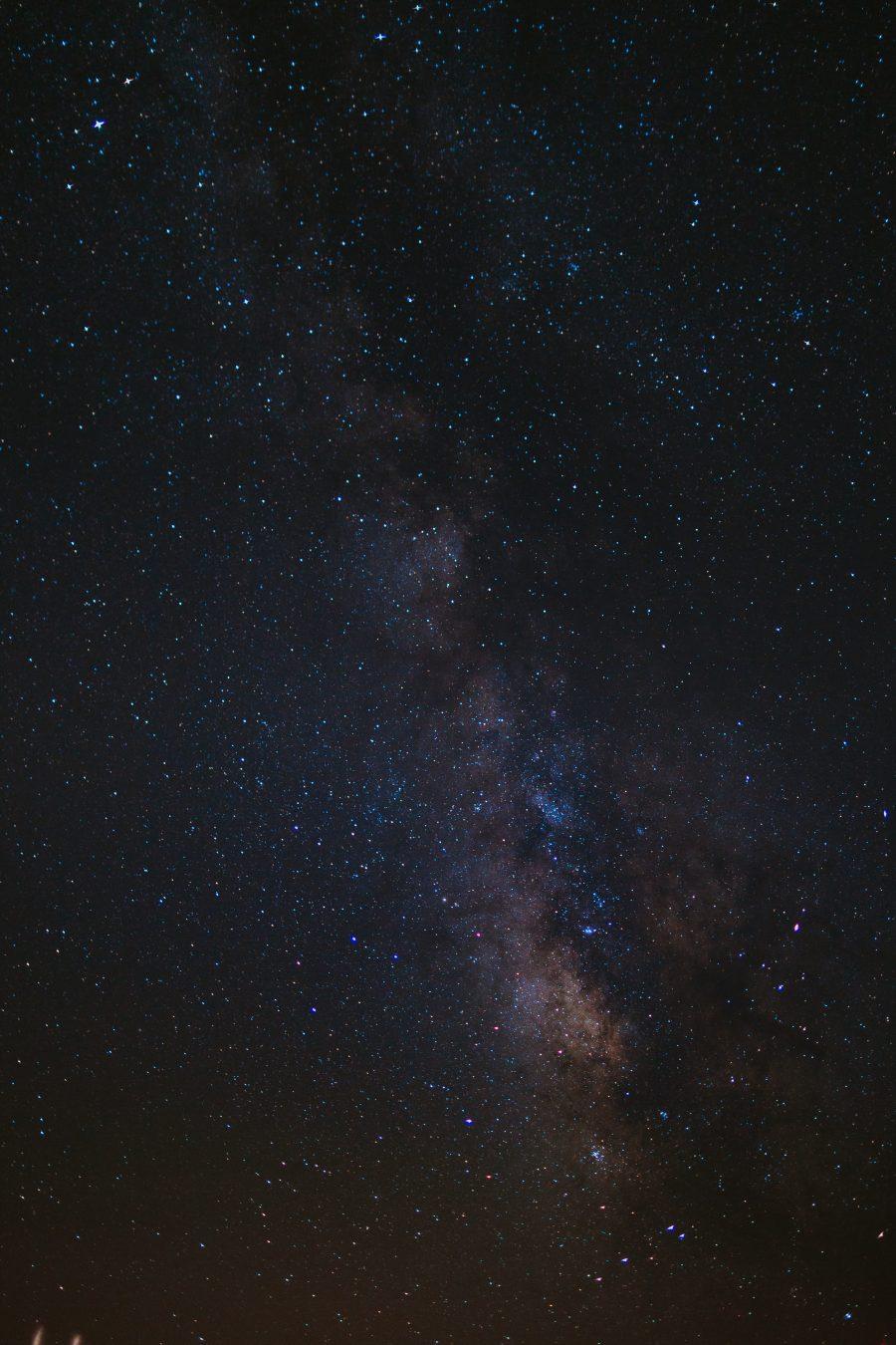 Milhões de estrelas, buracos negros e galáxias em detalhes sem precedentes