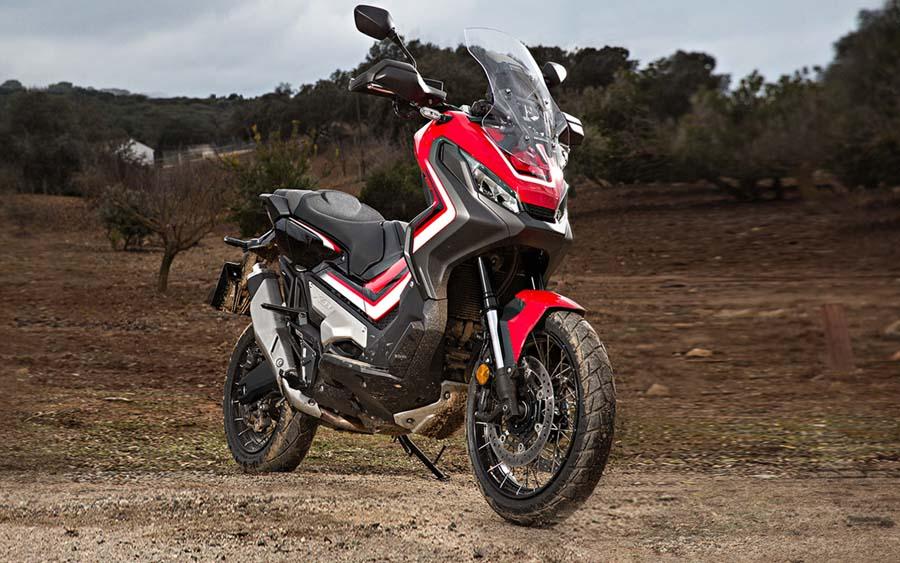 Já conhece a scooter X-ADV da Honda?