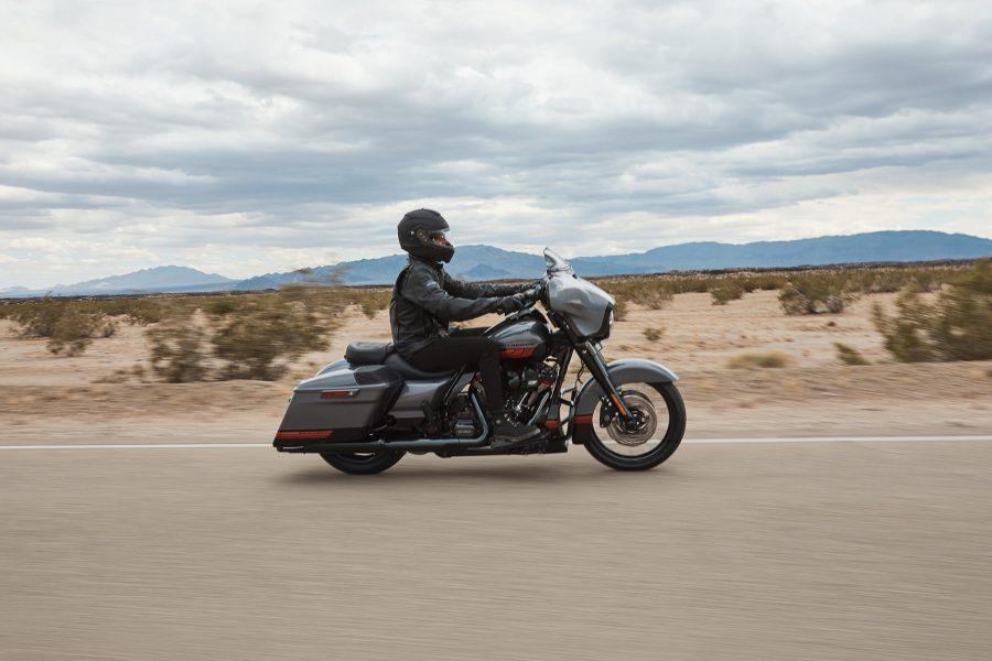 Harley Davidson CVO Street Glide 2020