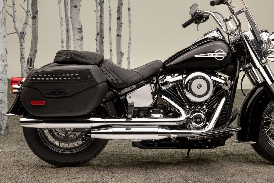 Motocicleta Heritage Classic 2020 | Harley-Davidson Brasil