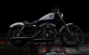 Iron 883 é tudo o que você precisa com bom preço pra uma Harley Davidson