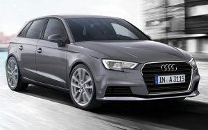Confira o novo Audi A3 Sportback, totalmente reformulada em uma versão de quatro portas e com perfil de hatch premium