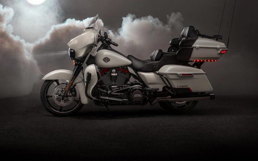 Cores e designs exclusivos executados com um nível de elaboração de qualidade incomparável na categoria de motocicletas.