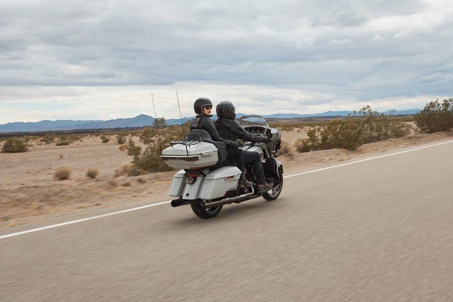 O mais avançado sistema de farol dianteiro já desenvolvido para uma motocicleta Harley-Davidson