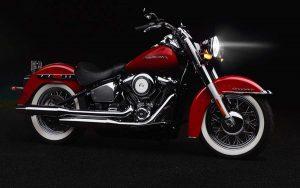 Harley Davidson inova com o visual da Deluxe 2020