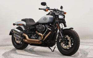 Conheça as principais característica da Harley Davidson Fat Bob