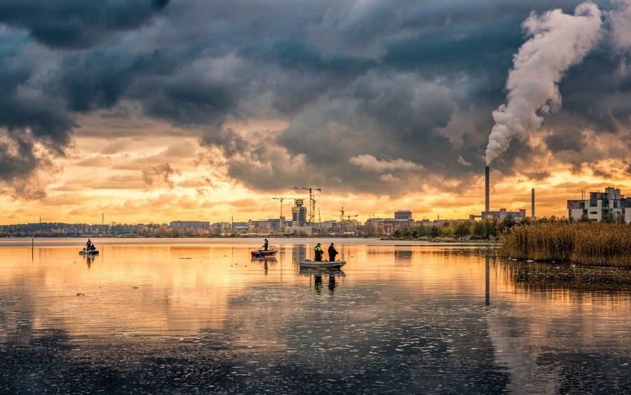 O número de mortes que foi causada pela poluição do ar aumenta a cada ano que passa
