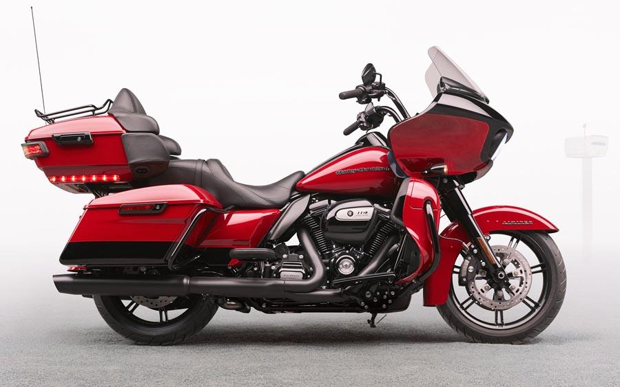 Conheça a nova integrante da linha Touring da Harley Davidson, a Road Glide Limited 2020