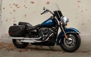 Heritage Classic 114, a ovelha negra da família Softail da Harley Davidson