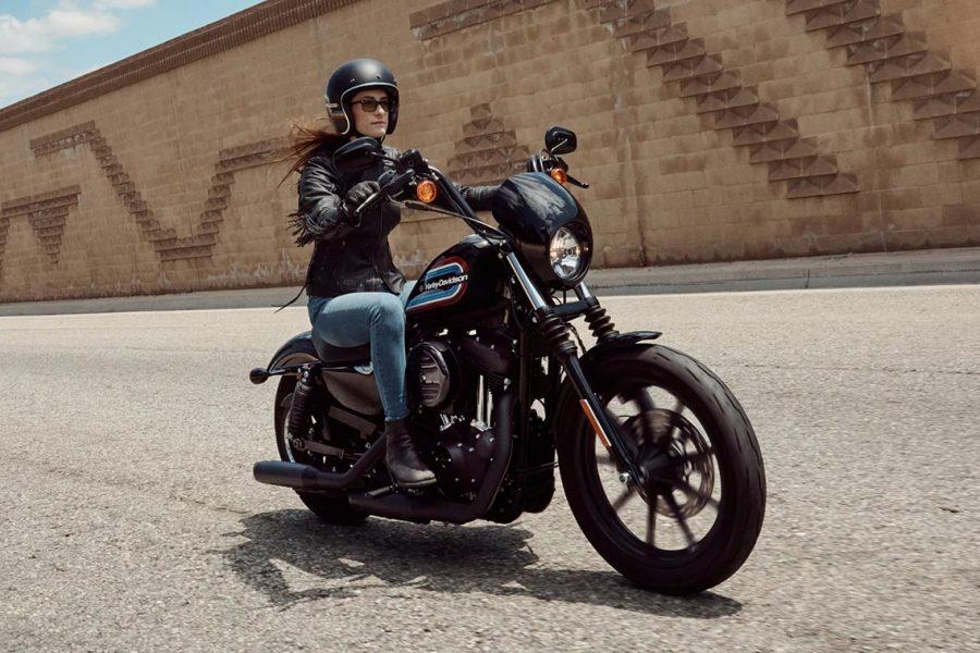 Uma versão moderna daquilo que coloca grandes sorrisos nos rostos dos motociclistas de Sportster há décadas.