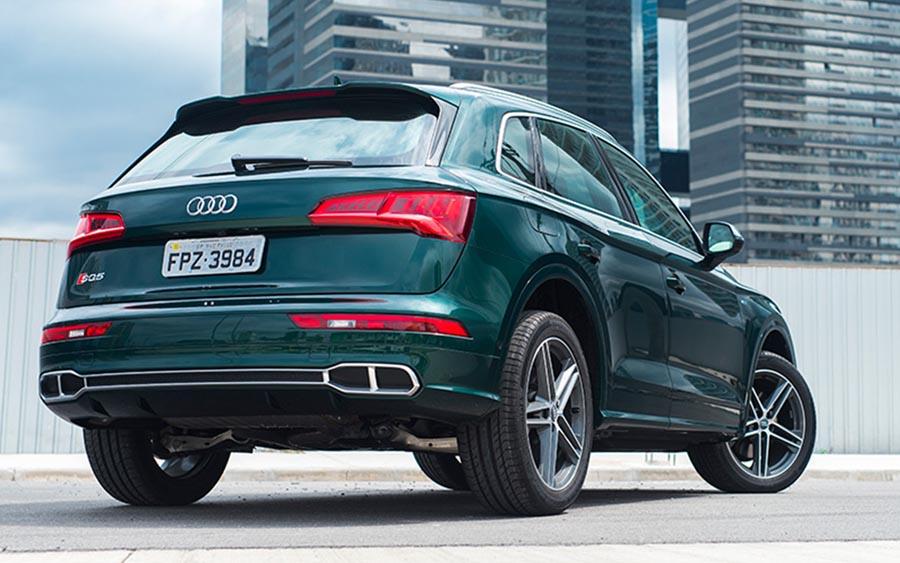 Audi SQ5 é a nova versão esportiva do Q5, abastecido a diesel