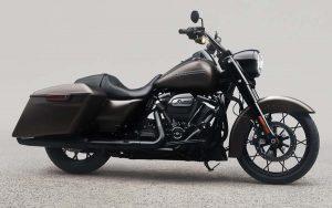 Road King Special 2020 da Harley-Davidson é excelente para estradas