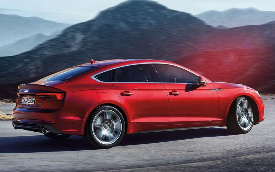 Novo Audi A5 Sportback, esportividade e tecnologia de ponta