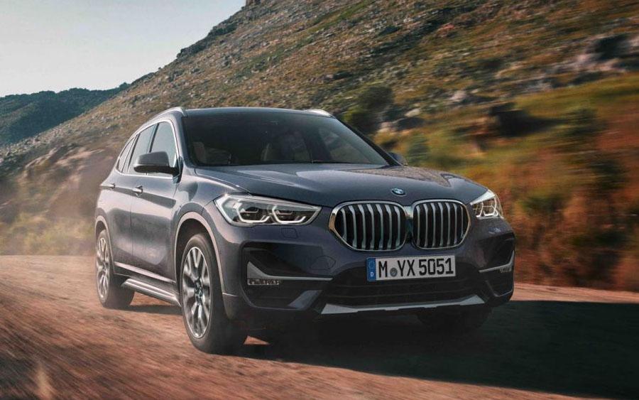 Com estilo típica de SAV o novo BMW X1 2020 combina dinâmica e esportividade do estilo de vida urbano