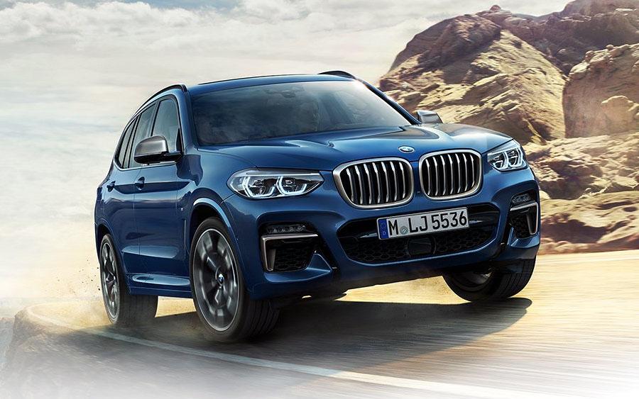 BMW X3 ganha sua terceira geração