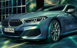 BMW Série 8 Coupé M850i xDRIVE tem 530 cv de potência e 750 Nm de torque. Confira