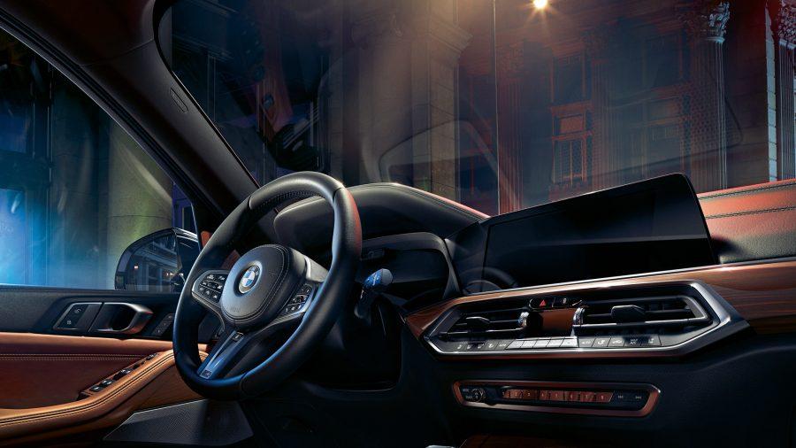 BMW X5 Plug-in Híbrido