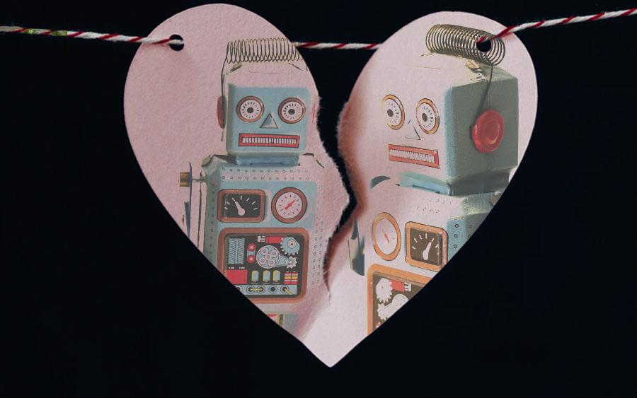 Divórcios do futuro serão intermediados por robôs