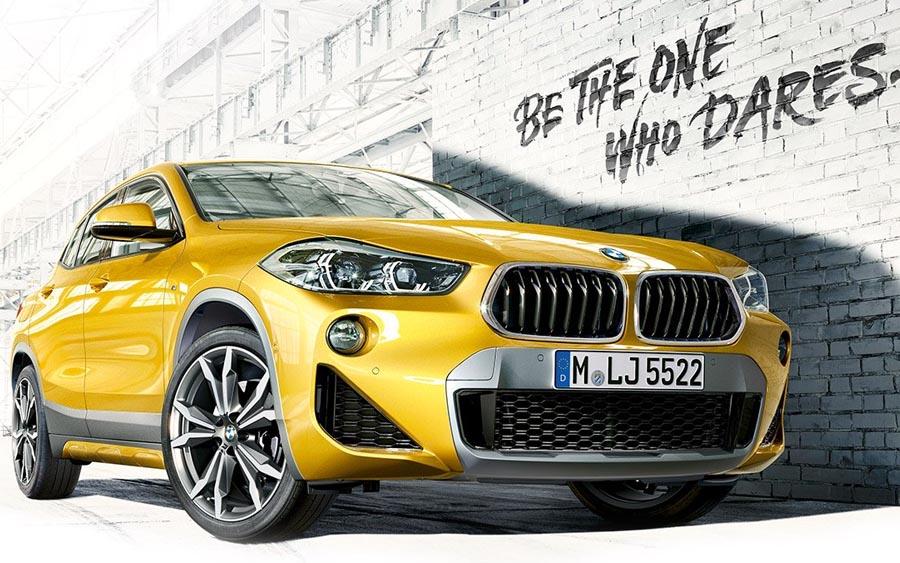 Novo BMW X2, tem três versões com preço a partir de R$ 215.950