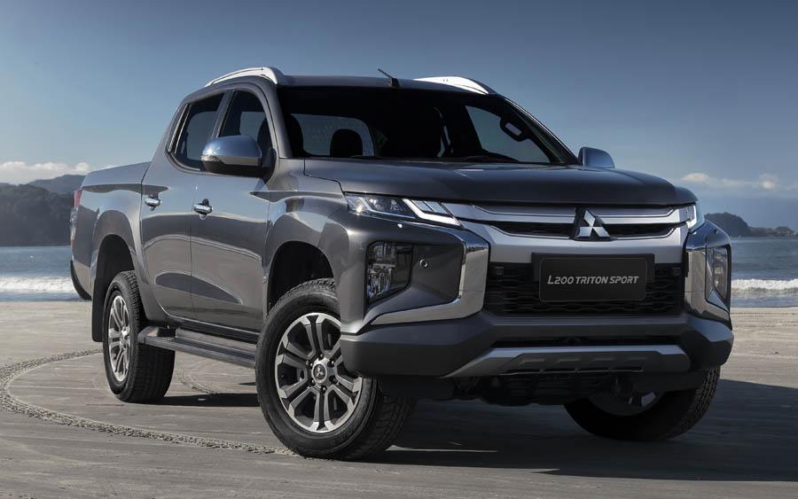 Conheça a nova Mitsubishi L200 Triton Sport 2021