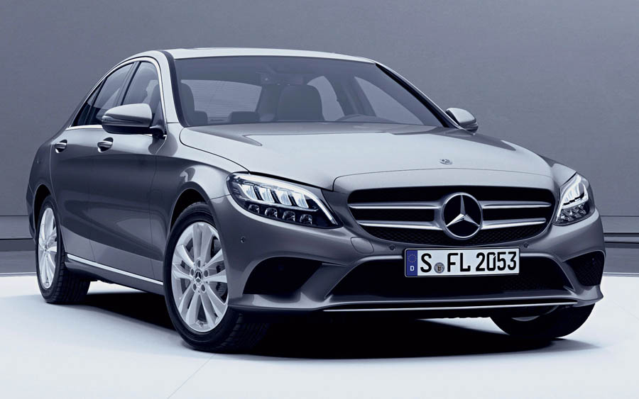 Mercedes-Benz Classe C Sedan EQ Boost