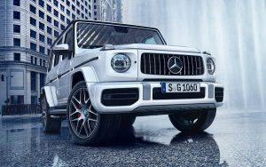 Mercedes-AMG G 63 é o jipe que custa mais de 1 milhão