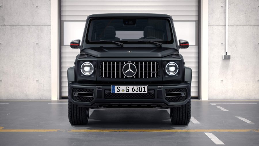 Descubra o Edition 1 do novo Mercedes-AMG G 63.