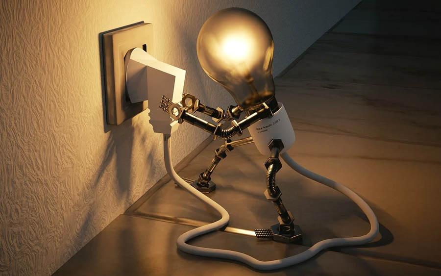 Veja como pagar menos conta de luz