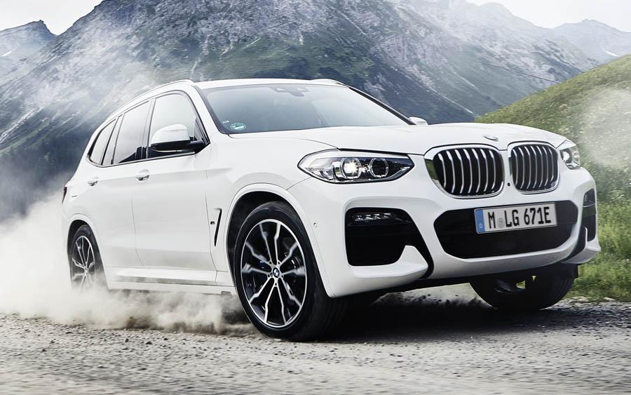 Novos BMW X3 híbridos chegam no Brasil
