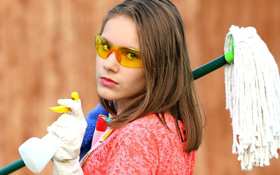Como usar produtos de limpeza corretamente