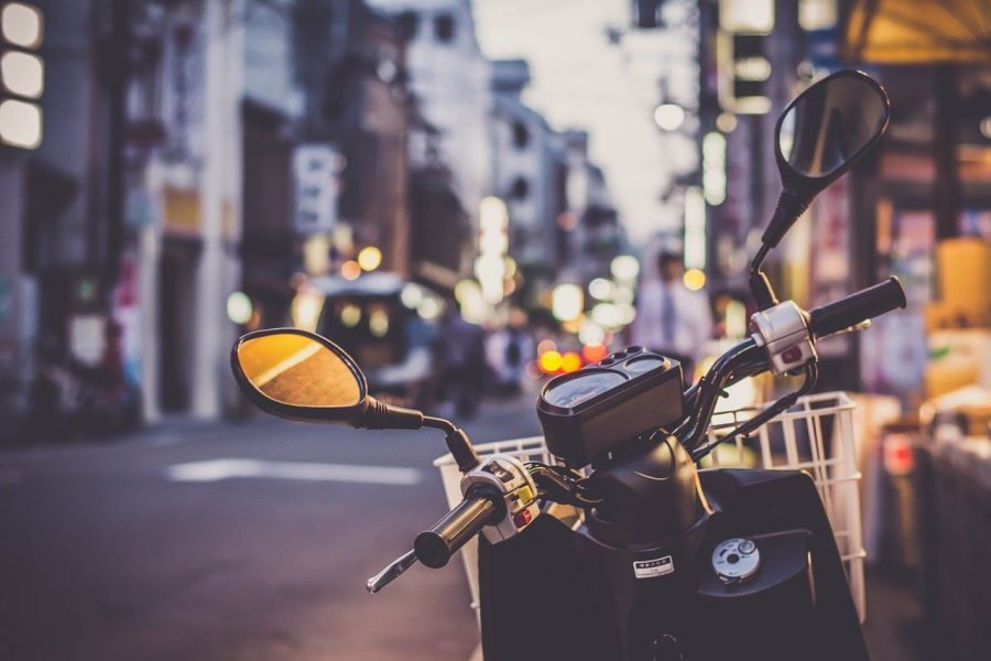 Existem vários modelos, escolha aquela moto que supre suas necessidades