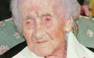 Jeanne Calment: A supercentenária de 122 anos e 164 dias