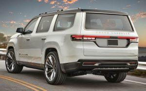 Jeep Wagoneer retorna celebrando o renascimento de um ícone