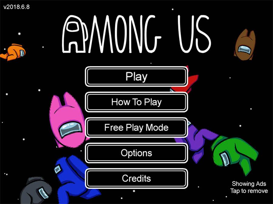 É um jogo eletrônico casual multijogador desenvolvido e publicado pelo estúdio de jogos estadunidense InnerSloth