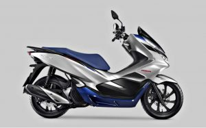 PCX 150: scooter super moderna da Honda