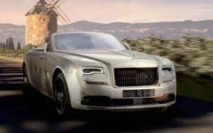 Rolls-Royce Dawn Silver Bullet foi revelado, mas só terá 50 unidades em todo o mundo