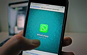 Whatsapp muda politica de privacidade, tá sabendo?