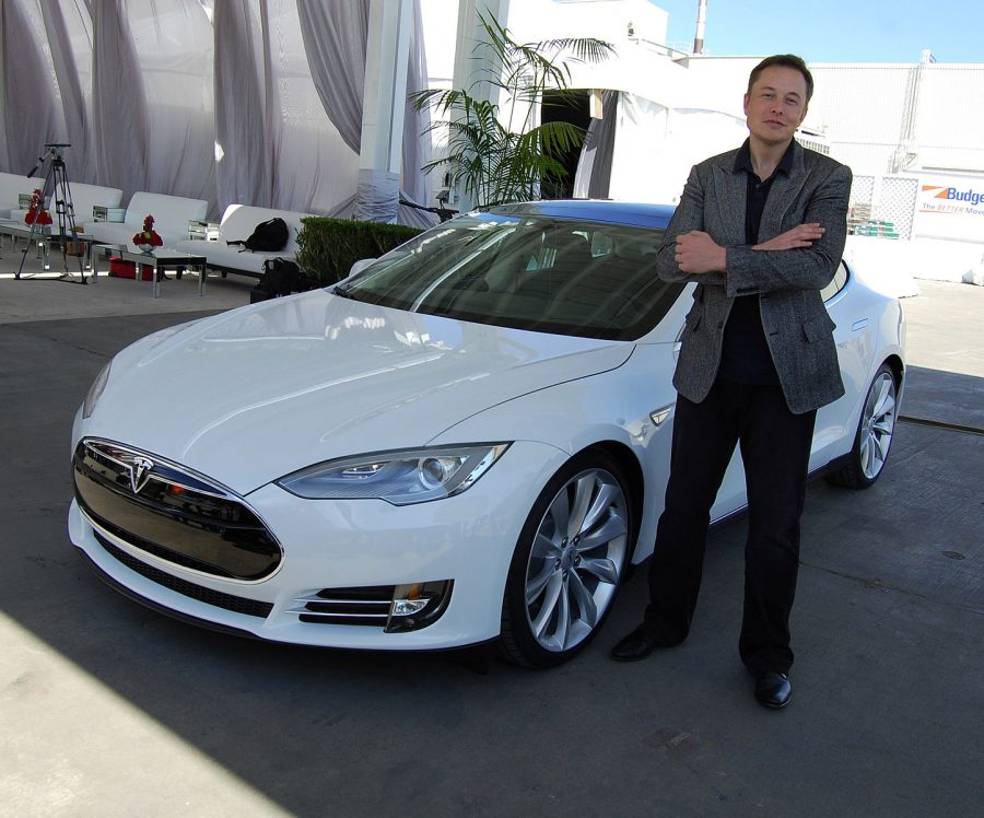 Elon Musk (foto: Maurizio Pesce)