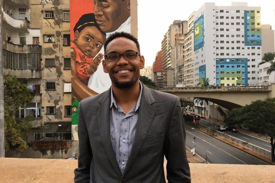 Thiago Braziel, do Afropolitan: objetivo é ter 500 marcas nos próximos 18 meses (foto: divulgação)