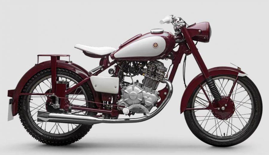 Para comemorar os 50 anos de Yamaha do Brasil, recriamos um ícone da nossa história: a primeira Yamaha do mundo, a Red Dragonfly. Um projeto ousado e inovador, desenvolvido em conjunto com a Bendita Macchina. Que, inspirado no nosso passado, usou técnicas manuais para recriar cada detalhe dessa Yamaha lendária aqui no Brasil.