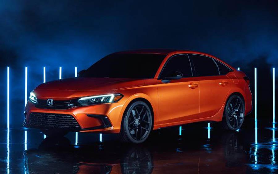 Conheça as novidades do Novo Honda Civic 2022
