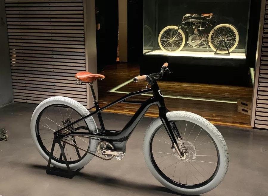 Serial 1: esta é a primeira bicicleta elétrica da Harley-Davidson