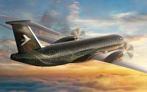 Embraer revela novo avião comercial turboélice