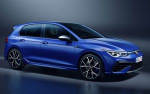 O novo VW Golf R 2021