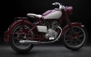 Red Dragonfly: a primeira Yamaha do mundo renasce brasileira