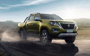 Peugeot entra para o segmento das picapes médias com a LandTrek